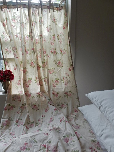 English Rose Our Lace Curtains Highland Lace Company