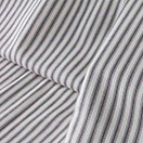 French Metis Style Striped Tablecloth