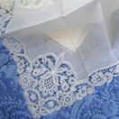 Heirloom Lace Handkerchiefs