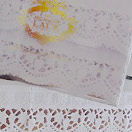 Paper Lace Shelf Edging