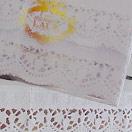 Paper Lace Shelf Edging